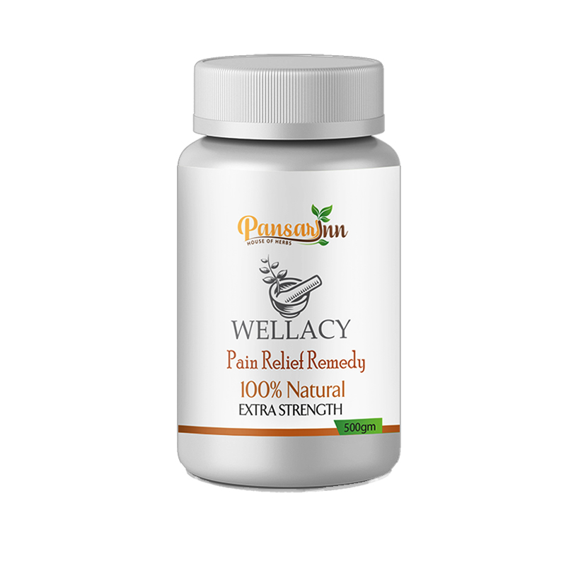 Wellacy<br> (Pain Relief Remedy)